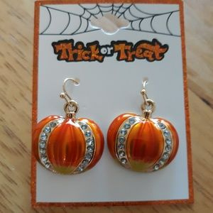 New Halloween Pierced Earrings